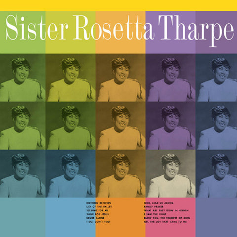 Sister Rosetta Tharpe - With the Tabernacle Choir
