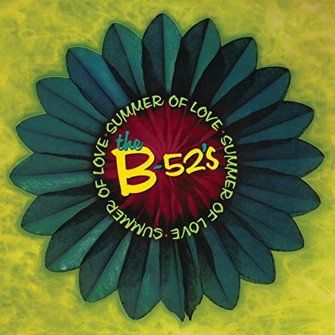 The B-52's ‎– Summer Of Love (Limited Red Vinyl)