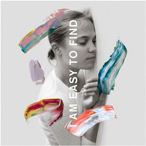 The National - I Am Easy To Find (Indie Exclusive Clear Vinyl)