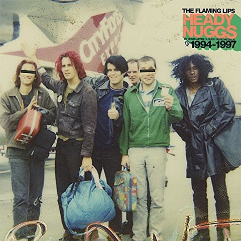 The Flaming Lips ‎– Heady Nuggs: Clouds Taste Metallic 20 Years Later (5 lp Box Set)