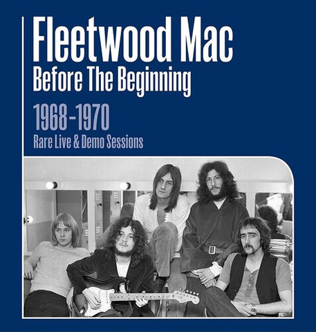 Fleetwood Mac - Before The Beginning, Vol. 1: Live 1968