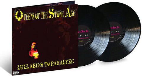 Queens of the Stone Age - Lullabies To Paralyze [Explicit Content]