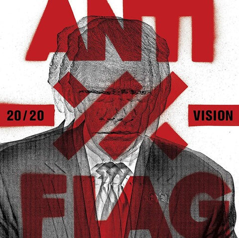 Anti-Flag - 20/ 20 Vision [Explicit Content] (Colored Vinyl, Indie Exclusive)