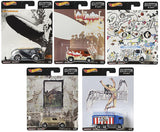 "Led Zeppelin Hot Wheels: ""Combat Medic™"" - Limited Collectible Toy Cars"