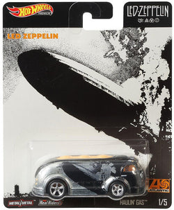 "Led Zeppelin Hot Wheels: ""Haulin' Gas™"" - Limited Collectible Toy Cars"