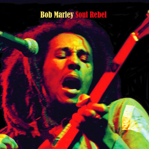 Bob Marley - Soul Rebel (Limited Edition Green Vinyl)