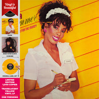 Donna Summer -She Works Hard For The Money (Yellow vinyl)