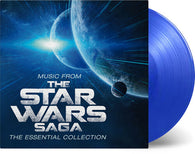 Music From The Star Wars Saga: The Essential (Blue Vinyl)