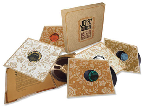 Jerry Garcia - Before The Dead (Limited Edition, 5LP, 180 Gram Vinyl, Boxed Set)