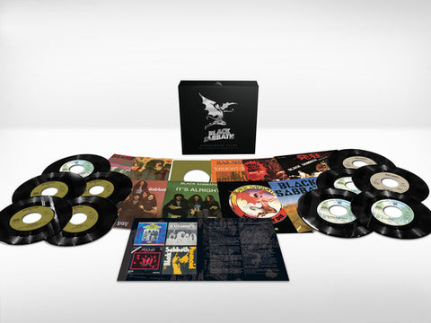 Black Sabbath - Supersonic Years: The Seventies Singles Boxset