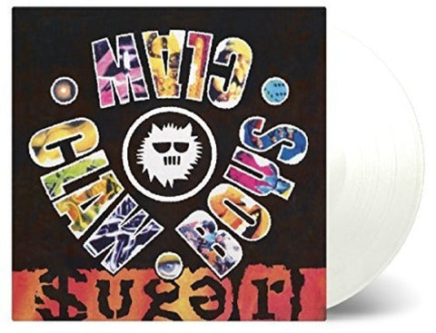 Claw Boys Claw ‎– $ugar (Limited edition 180g white vinyl)