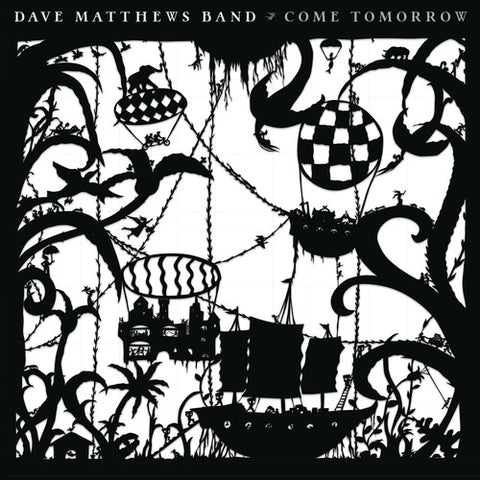 Dave Matthews band - Come Tomorrow
