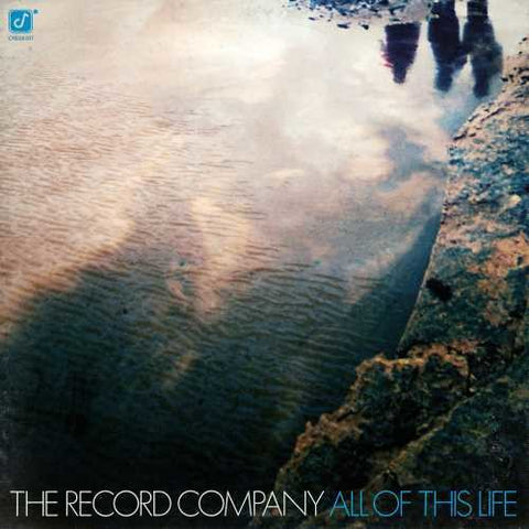 Record Company - All Of This Life (Indie Exclusive, Clear Blue Marble Vinyl)