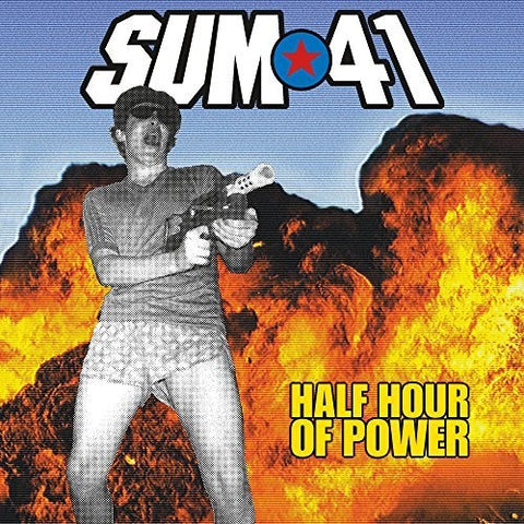 SUM 41 - Half Hour Of Power (colored vinyl)