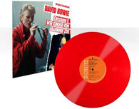 David Bowie - Christiane F. - Wir Kinder Vom Bahnoff Zoo (Limited Edition, Red Vinyl)