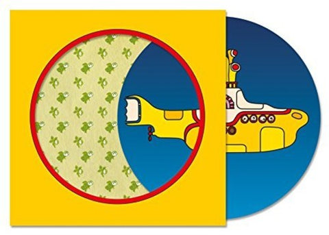 "The Beatles - Yellow Submarine (7"", Limited Edition Picture Disc)"