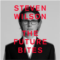 Steven Wilson - The Future Bites [Red Colored Vinyl]