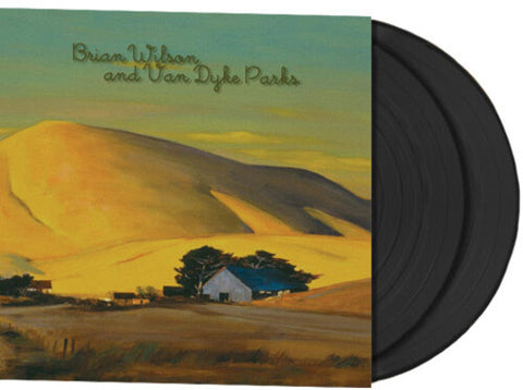 Brian Wilson and Van Dyke Parks - Orange Crate Art
