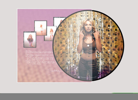 Britney Spears - Oops I Did It Again (Picture Disc 20th Anniversary Edition)