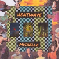 MICHELLE - Heatwave (Orange colored vinyl)