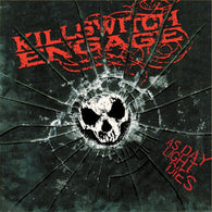 KILLSWITCH ENGAGE - As Daylight Dies (Red Black and Clear Vinyl)