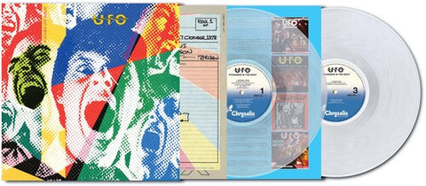 UFO - Strangers In The Night [2020 Remaster] (Indie Exclusive, Clear Vinyl)