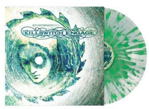 KILLSWITCH ENGAGE - KILLSWITCH ENGAGE (Clear with Doublemint splatter vinyl)