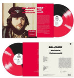 Dr. John - Malcolm Rebenneck (140-Gram Red & Black Colored Vinyl)