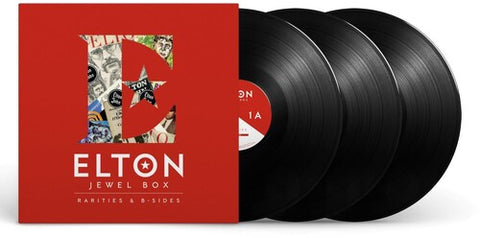 Elton John - Elton Jewel Box (Rarities & B-Sides)