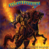Molly Hatchet - Jukebox Saloon (Blue and Red Vinyl)