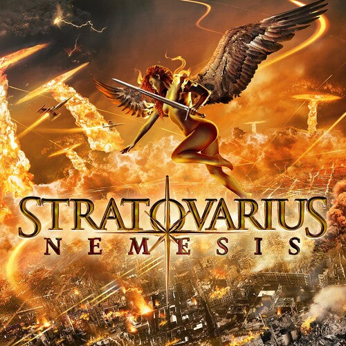Stratovarius - Nemesis (limited edition white vinyl)