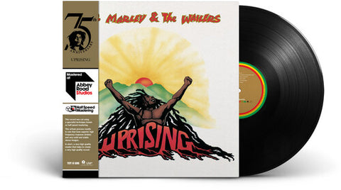 Bob Marley & the Wailers - Uprising (Half-Speed Mastered at Abbey Roads Studios)