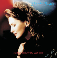 Shania Twain - First Time...For The Last Time (180g Vinyl, with poster)