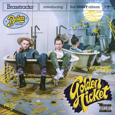 Brasstracks - Golden Ticket [Explicit Content] (Deluxe Edition)