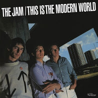 The Jam - This Is the Modern World (Clear Vinyl)