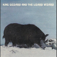 King Gizzard and the Lizard Wizard - Polygondwanaland (fuzz Club Version) (Blue Vinyl)