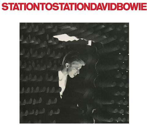 David Bowie - Station to Station 45th anniversary (Red or White Vinyl IE)