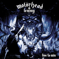 Motörhead - Live To Win (Deluxe Edition, Colored vinyl)