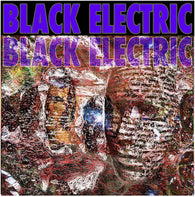 Black Electric - Black Electric (Clear Gold Vinyl)
