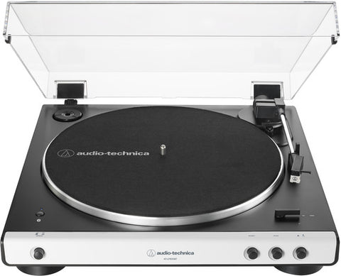 Audio Technica AT-LP60XBT-WH Bluetooth