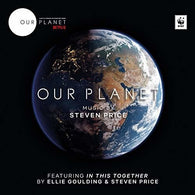 Steven Price ‎– Our Planet