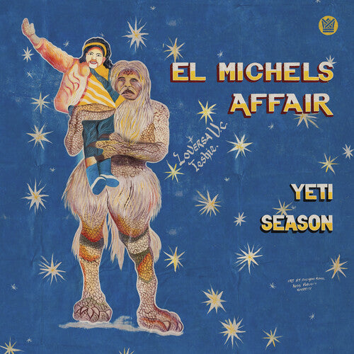 El Michels Affair - Yeti Season (Indie Exclusive, Clear Blue Vinyl)