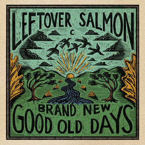 Leftover Salmon - Brand New Good Old Days (Colored Vinyl)