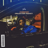 Curren$y- Collection Agency (Orange Vinyl) [Explicit Content]