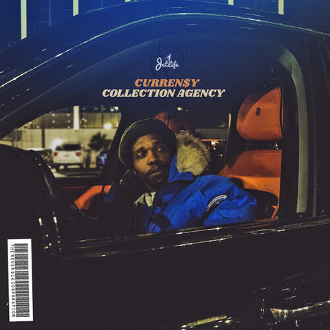 Curren$y- Collection Agency (Blue Vinyl) [Explicit Content]