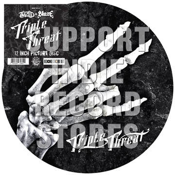 Triple Threat - Triple Threat (picture Disc)