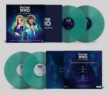 Doctor Who ‎– City Of Death (2x180g Green Vinyl)