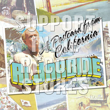 AL JARDINE - A Postcard From California (Record Store Day Black Friday 2018)
