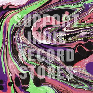 VARIOUS ARTISTS - Jazz Dispensary: Purple Funk, Vol. 2 (Record Store Day Black Friday 2018)