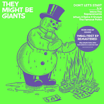 They Might Be Giants - Don't Let's Start EP RSDBF 2019
